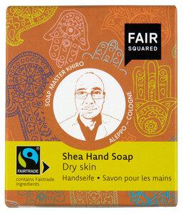 FAIR SQUARED Handsoap Fatima Shea 2x80gr. - Fair Squared
