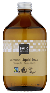 FAIR SQUARED Liquid Soap Sensitive Almond 500ml ZERO WASTE - Fair Squared