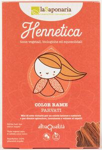 BIO Haartönung - in sieben verschiedenen Farben - laSaponaria