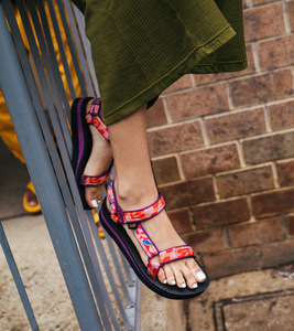 Sandale Plateausohle Damen - Midform Universal - TEVA
