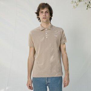 Recyceltes Poloshirt für Herren aus Baumwolle - Felice - Rifò - Circular Fashion