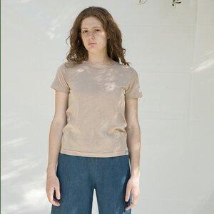 Recyceltes T-Shirt für Frauen aus Baumwolle - Balla - Rifò - Circular Fashion