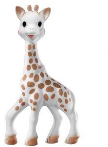 Baby Spielzeug Sophie la girafe natur biologisch - Vulli