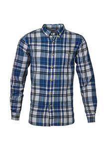 Double Layer Shirt Limoges - KnowledgeCotton Apparel