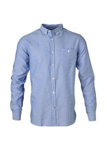 Button Down Oxford Shirt Limoges - KnowledgeCotton Apparel