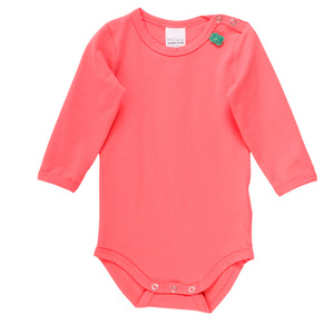 Baby Langarm-Body - Fred's World by Green Cotton