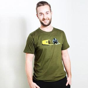 Spiel Mit Mir - Männershirt von Coromandel - Coromandel