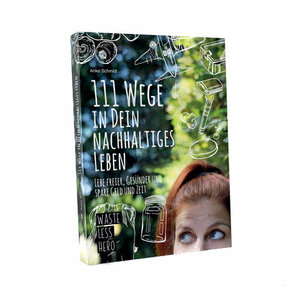 Buch 111 Wege zu deinem nachhaltigen Leben - Wastelesshero