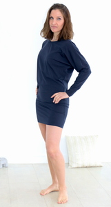 "ESPARTO Kleid / Longshirt ""Eva"" - ESPARTO"