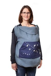 Tragecover Wollfleece jeans - Madame Jordan