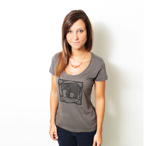 Ornate Elephant - Frauenshirt von Coromandel - Coromandel