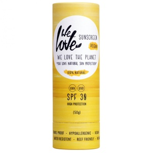 Veganer & Natürlicher Sun-Stick, Sonnencreme (LSF 30) - We love the planet