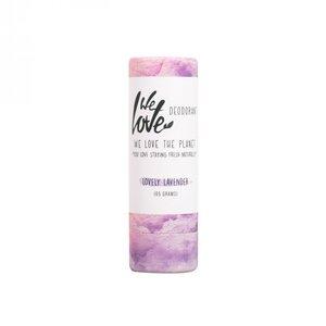 Natürlicher Deo-Stick - Lovely Lavender - We love the planet