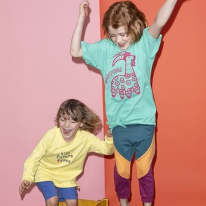 Manitober Kinder T-Shirt Animals Scoop (Bio-Baumwolle kbA)  - Manitober