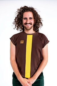 Dörpwicht T-Shirt Bio Jersey b/g Mix Made in Germany  - Dörpwicht