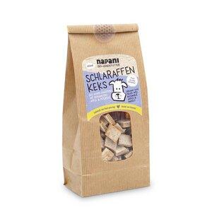 Schlaraffen-Keks, Bio-Knusperei f. Hunde - napani