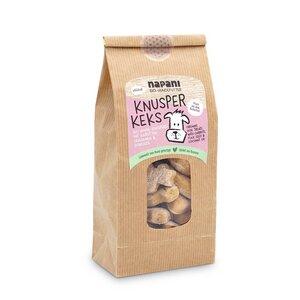 Knusper-Keks, Bio-Knusperei f. Hunde - napani