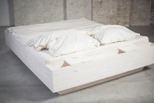 ekomia bett luke 160 x 200 cm avocadostore. Black Bedroom Furniture Sets. Home Design Ideas
