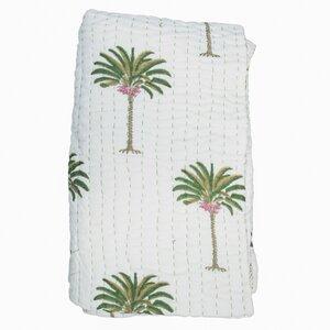 Palmen Überdecke - nandi