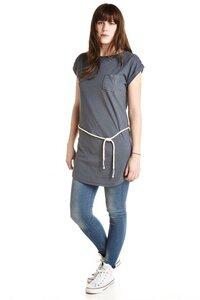 Frauen Kleid Biarritz grau - recolution