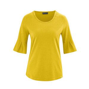 HempAge Damen Halbarm-Shirt Hanf/Bio Baumwolle - HempAge