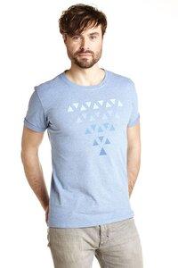 Männer T-Shirt Triangle - recolution