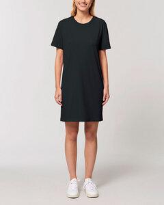 T-Shirt Kleid aus 100% Bio Baumwolle - YTWOO