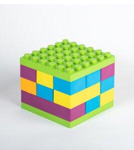 Eco-Bausteine eKubo aus Biokunststoff - eKoala