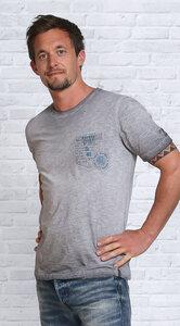 T-Shirt Men Nature Spirit Stein von Spirit of OM - The Spirit of OM