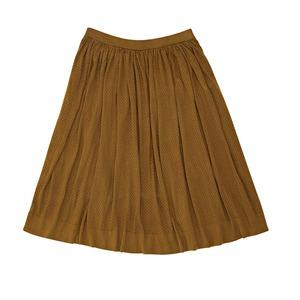 Midi-Faltenrock - Skirt - FUB