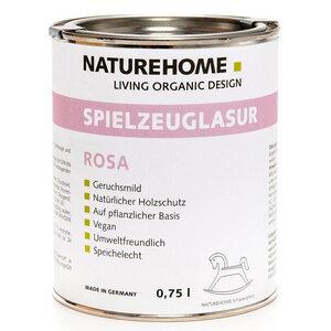 Spielzeuglasur 750 ml viele Farben - NATUREHOME
