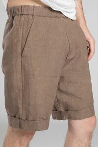 "Shorts ""Jendal"" Light in walnussbraun  - [eyd] humanitarian clothing"