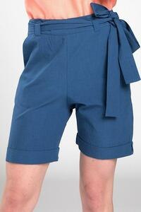 "Shorts ""Amruth"" in lapisblau - [eyd] humanitarian clothing"