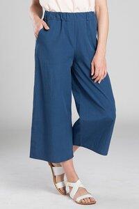 """Culotte """"Shipra"""" in lapisblau - [eyd] humanitarian clothing"""