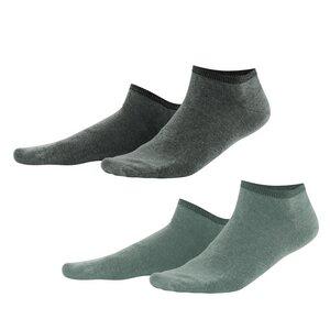 Sneaker Socken 2er Pack - Living Crafts