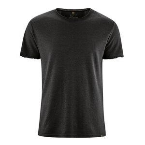 HempAge Herren T-Shirt Hanf/Bio Baumwolle - HempAge