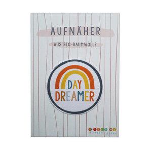 Aufnäher Regenbogen 'Daydreamer' aus Bio-Baumwolle - TELL ME