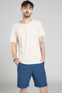 "Shorts ""Jendal"" light in lapisblau - [eyd] humanitarian clothing"