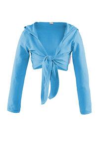 Bolero mit Kapuze | Größe 122-128 - CHARLE - sustainable kids fashion