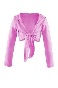 Bolero mit Kapuze | Größe 134-140 - CHARLE - sustainable kids fashion