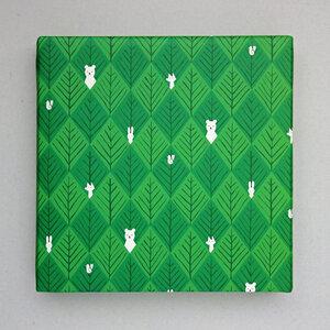 Recycling-Geschenkpapier - Lisa Jones