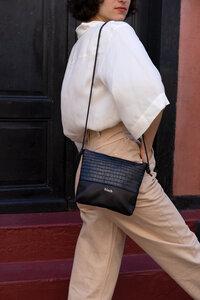Handtasche Handbag Ledertasche  - frisch Beutel