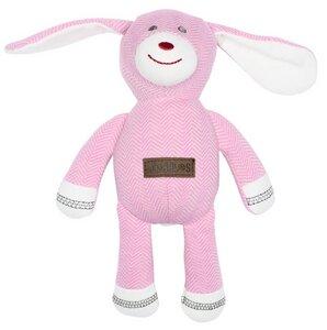 Rassel Hund Bio Baumwolle Sunset Pink Juddlies - JUDDLIES
