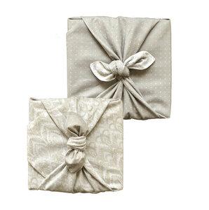Geschenkverpackung - Doppelseitiges Klein FabRap - FabRap Gift Wrap