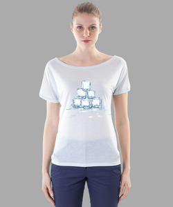Milli T-Shirt / Tencel Lyocell / GHI - Re-Bello