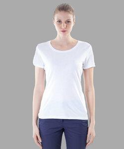 Denise T-Shirt / Bambus & Bio-Baumwolle / Minimal - Re-Bello