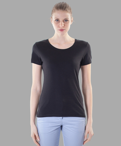 Denise T-Shirt / Bambus & Bio-Baumwolle / Minimal - Re-Bello
