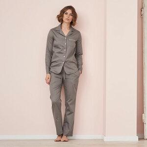 Living Crafts Damen Schlafanzug Ireen reine Bio-Baumwolle - Living Crafts