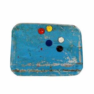 Magnetboard aus Ölfässern mit Magneten - Mitienda Shop