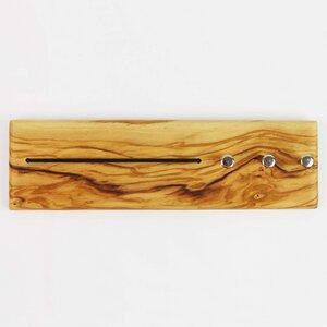 Schlüsselbrett aus Holz mit Brillenhalter - Mitienda Shop